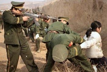 China-Execution