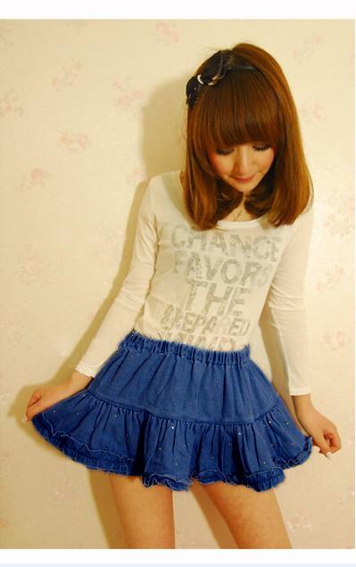 Asian school girls mini skirt