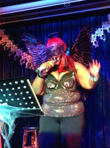 Halloween 2014.. at the Bar... great performance