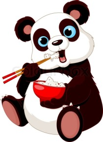 pic-eating-chinese-food-cartoon-clipart