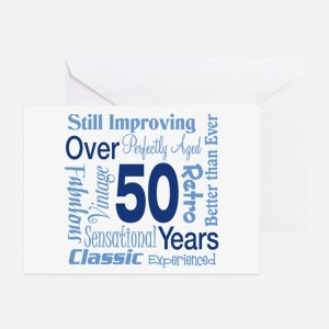 over_50_years_50th_birthday_greeting_cards_pk_of