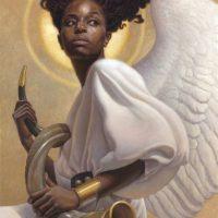Angel on Earth...